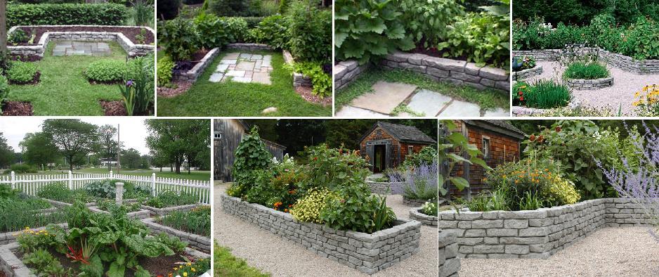 26 garden saves your grocery bill im no june cleaver raised stone garden beds